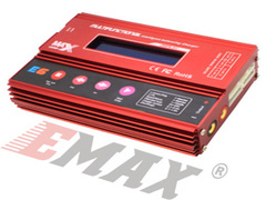 Emax charger red