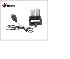 Wltoys mini heli charger