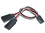 Futaba servo extension leads